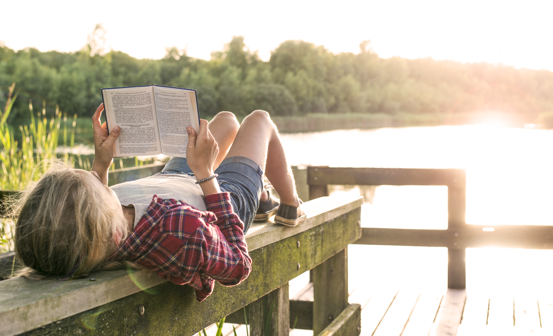 What can a Summer Reading Program do for your child?