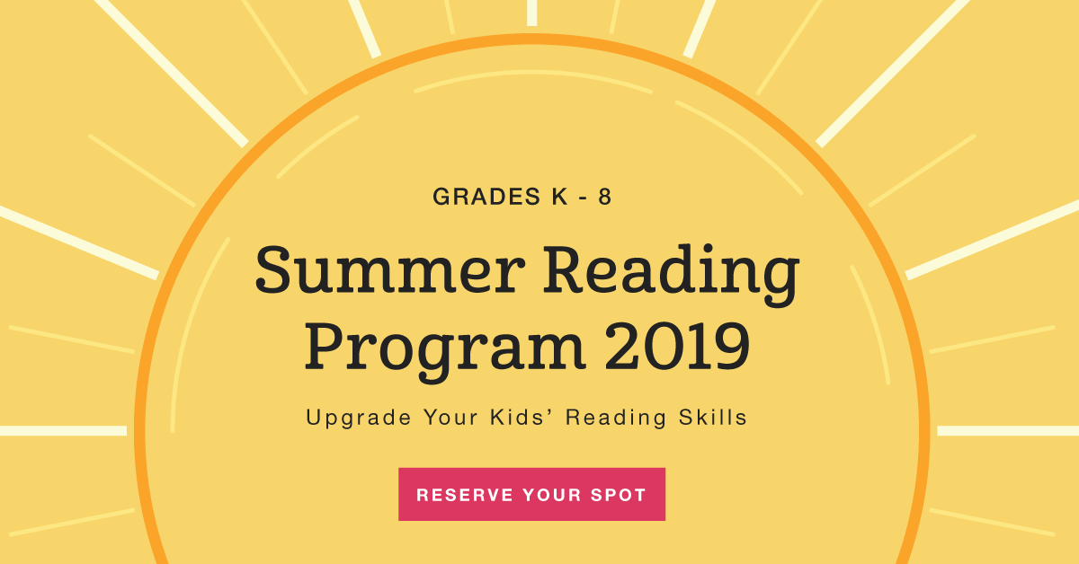 Summer Reading Program 2019